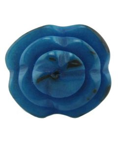 FLower Tagua Ring By Across The Puddle